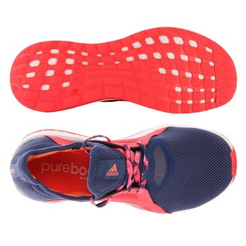 buty do biegania damskie ADIDAS PUREBOOST X / AQ6680