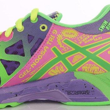 buty do biegania damskie ASICS GEL-NOOSA TRI 9 / T458Q-3670