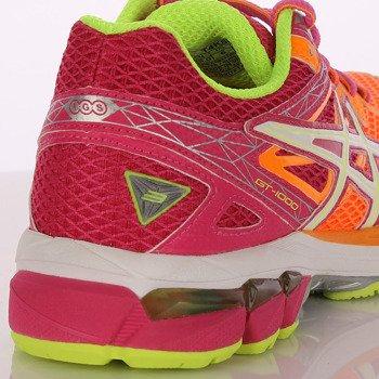 buty do biegania damskie ASICS GT-1000 3 / T4K8N-0901
