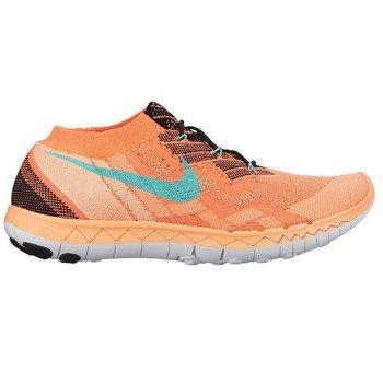 buty do biegania damskie NIKE FREE 3.0 FLYKNIT / 718420-008