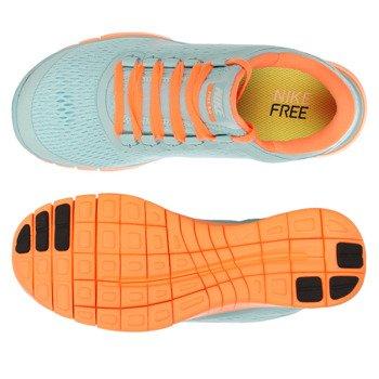 buty do biegania damskie NIKE FREE 3.0 V5 / 580392-418