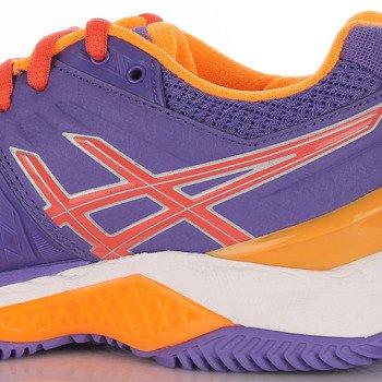 buty tenisowe damskie ASICS GEL- RESOLUTION 6 CLAY / E553Y-3306