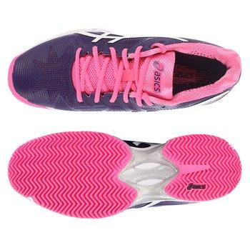 buty tenisowe damskie ASICS GEL-SOLUTION SPEED 3 CLAY / E651N-3301