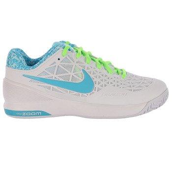 buty tenisowe damskie NIKE ZOOM CAGE 2 / 705260-143