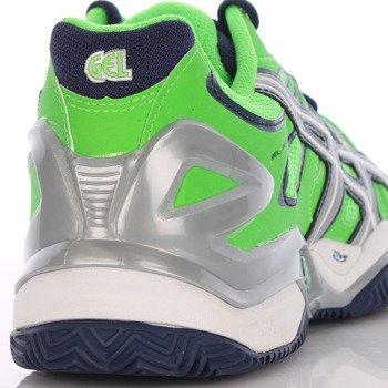 buty tenisowe męskie ASICS GEL-RESOLUTION 5 CLAY / E302Y-7093