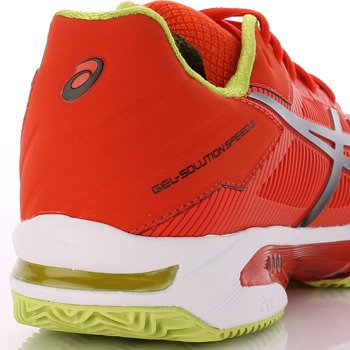 buty tenisowe męskie ASICS GEL-SOLUTION SPEED 3 CLAY / E601N-0990