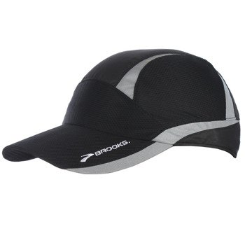 czapka do biegania BROOKS NIGHTLIFE MESH CAP / 280173001