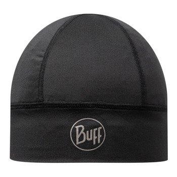 czapka do biegania BUFF XDCS TECH HAT BUFF SOLID BLACK / 111246.999.10