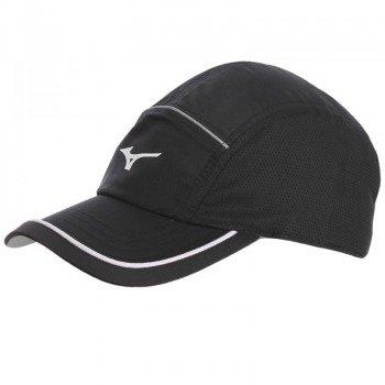 czapka do biegania MIZUNO DRYLITE CAP / 67XBF30009 BK