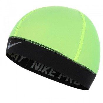 czapka do biegania NIKE PRO COMBAT SKULL WRAP / NHK04-710