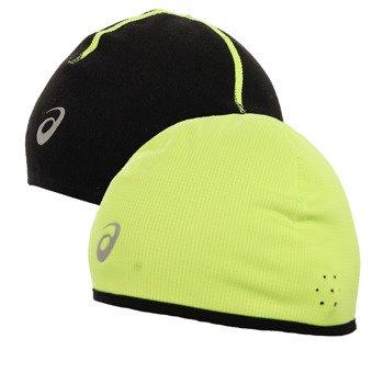czapka do biegania dwustronna ASICS WINTER BEANIE / 108505-0392
