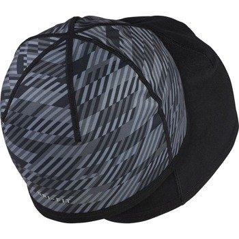 czapka do biegania dwustronna NIKE RUN HAZARD BEANIE / 800689-010