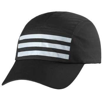 czapka do biegania męska ADIDAS RUNNING 3S CLIMAPROOF CAP / F78706