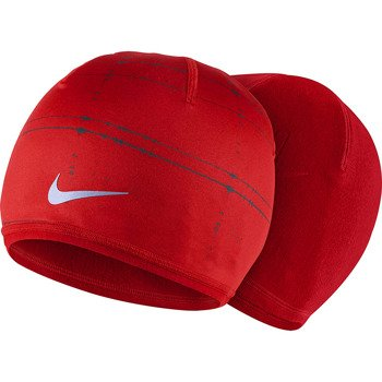 czapka do biegania męska dwustronna NIKE RUN COLD WEATHER / 632248-687