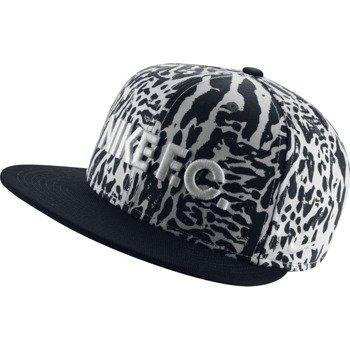 czapka sportowa NIKE BLOCK NIKE F.C. TRUE SNAPBACK / 584169-008