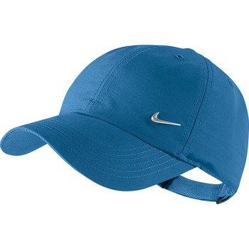 czapka sportowa juniorska NIKE YA HERITAGE 86 SWOOSH AD / 405043-418