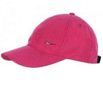 czapka sportowa juniorska NIKE YA HERITAGE 86 SWOOSH AD / 405043-672