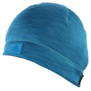 czapka sportowa męska ADIDAS CLIMAHEAT FLEECE BEANIE / AY8477