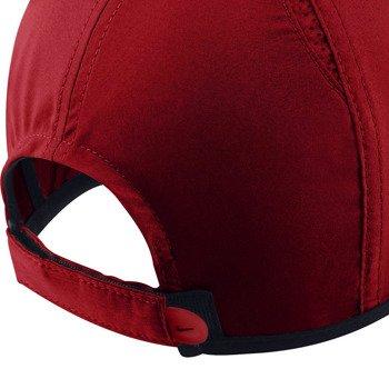 czapka tenisowa NIKE FEATHERLIGHT CAP 2.0 / 611811-687