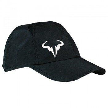 czapka tenisowa NIKE RAFA BULL LOGO CAP Rafael Nadal black/white / 398224-010
