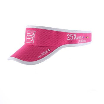 daszek biegowy COMPRESSPORT VISOR CAP 25X WORLD CHAMPION / RACS-0025
