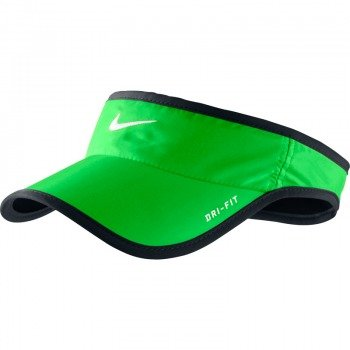 daszek tenisowy NIKE FEATHER LIGHT VISOR / 209418-331