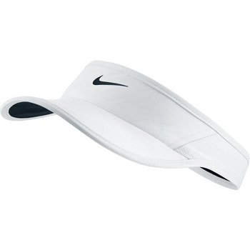 daszek tenisowy NIKE FEATHER LIGHT VISOR / 613967-100