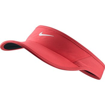 daszek tenisowy NIKE FEATHER LIGHT VISOR / 613967-671