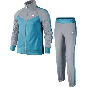 dres tenisowy dziewczęcy NIKE T40 TRACK SUIT / 679214-012