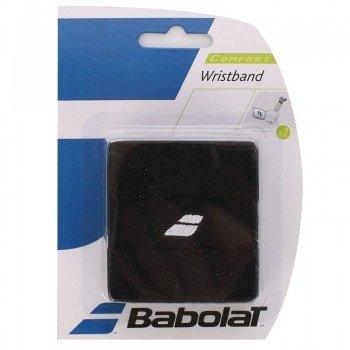 frotka tenisowa BABOLAT WRISTBAND Black