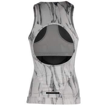 koszulka do biegania Stella McCartney ADIDAS RUN PRINT TANK / S17467