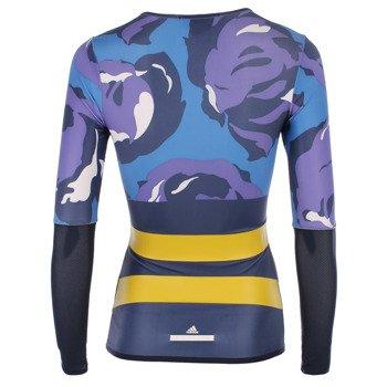 koszulka do biegania Stella McCartney ADIDAS TECHFIT LONG SLEEVE TEE / AA7455