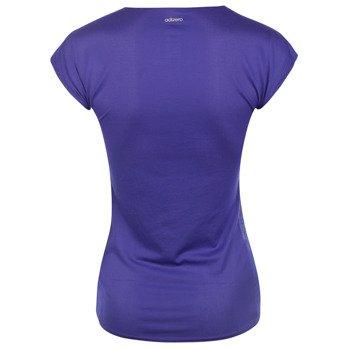 koszulka do biegania damska ADIDAS ADIZERO SHORTSLEEVE TEE / S09924