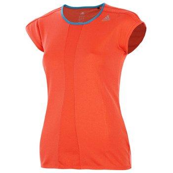 koszulka do biegania damska ADIDAS RESPONSE CAP SLEEVE TEE