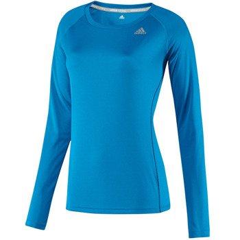 koszulka do biegania damska ADIDAS SEQUENCIALS CC RUN LONG SLEEVE TEE / F80912