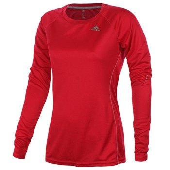 koszulka do biegania damska ADIDAS SEQUENCIALS CC RUN LONG SLEEVE TEE / F80913