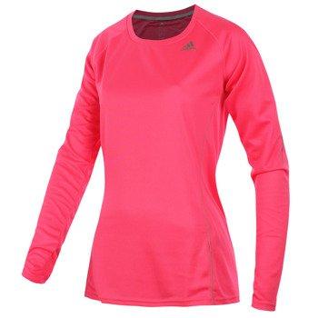 koszulka do biegania damska ADIDAS SEQUENCIALS RUN LONG SLEEVE TEE / F91981