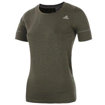 koszulka do biegania damska ADIDAS SUPERNOVA SEAMLESS SHORTSLEEVE TEE / M62456