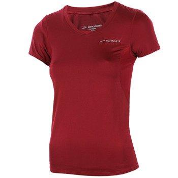 koszulka do biegania damska BROOKS EQUILIBRIUM SHORTSLEEVE II / 220563648
