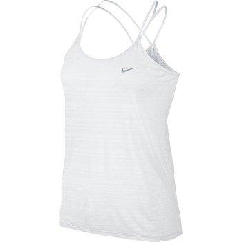 koszulka do biegania damska NIKE DRI FIT COOL BREEZE STRAPPY TANK / 644714-100