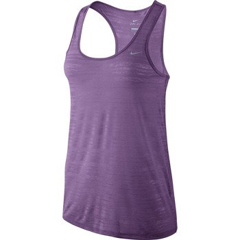 koszulka do biegania damska NIKE DRI FIT TOUCH BREEZE STRIPE TANK / 589030-522