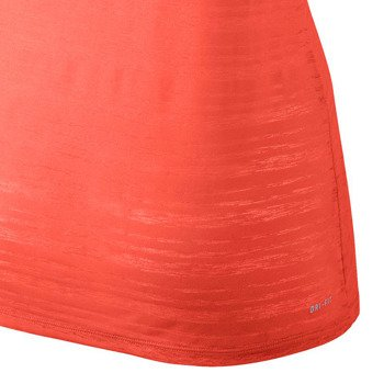 koszulka do biegania damska NIKE DRI FIT TOUCH BREEZE STRIPE TANK / 589030-870