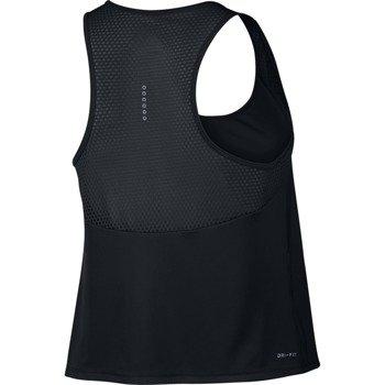 koszulka do biegania damska NIKE DRY TANK RUN FAST / 799572-010