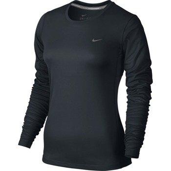 koszulka do biegania damska NIKE MILER LONGSLEEVE / 686904-010