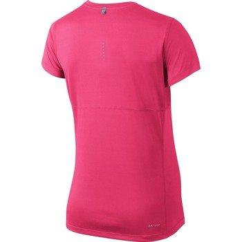 koszulka do biegania damska NIKE MILER SHORT SLEEVE / 686911-639
