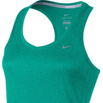 koszulka do biegania damska NIKE PRINTED MILER TANK
