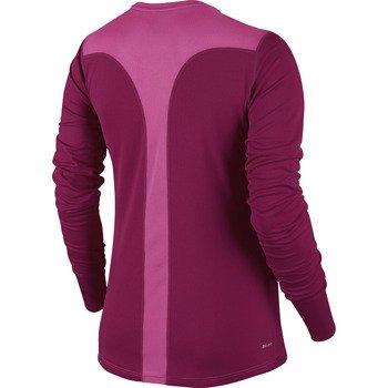 koszulka do biegania damska NIKE RACER LONG SLEEVE / 645445-612