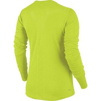 koszulka do biegania damska NIKE RACER LONGSLEEVE / 645445-702