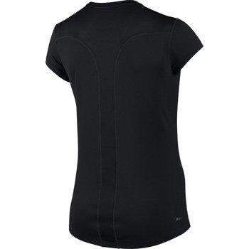 koszulka do biegania damska NIKE RACER SHORT SLEEVE / 645443-010