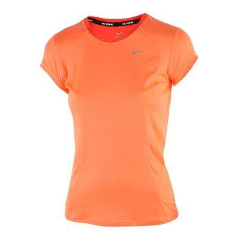 koszulka do biegania damska NIKE RACER SHORT SLEEVE / 645443-680